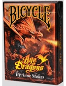 Bicycle Age of Dragons by Anne Stokes
