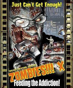 Zombies!!! X Feeding the Addicton!