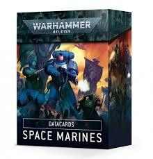 Datacards: Space Marines (9th)