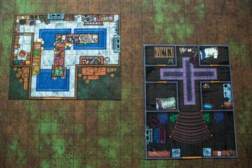 Dungeon Craft - Cursed Lands