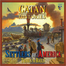 Catan: Settlers of America