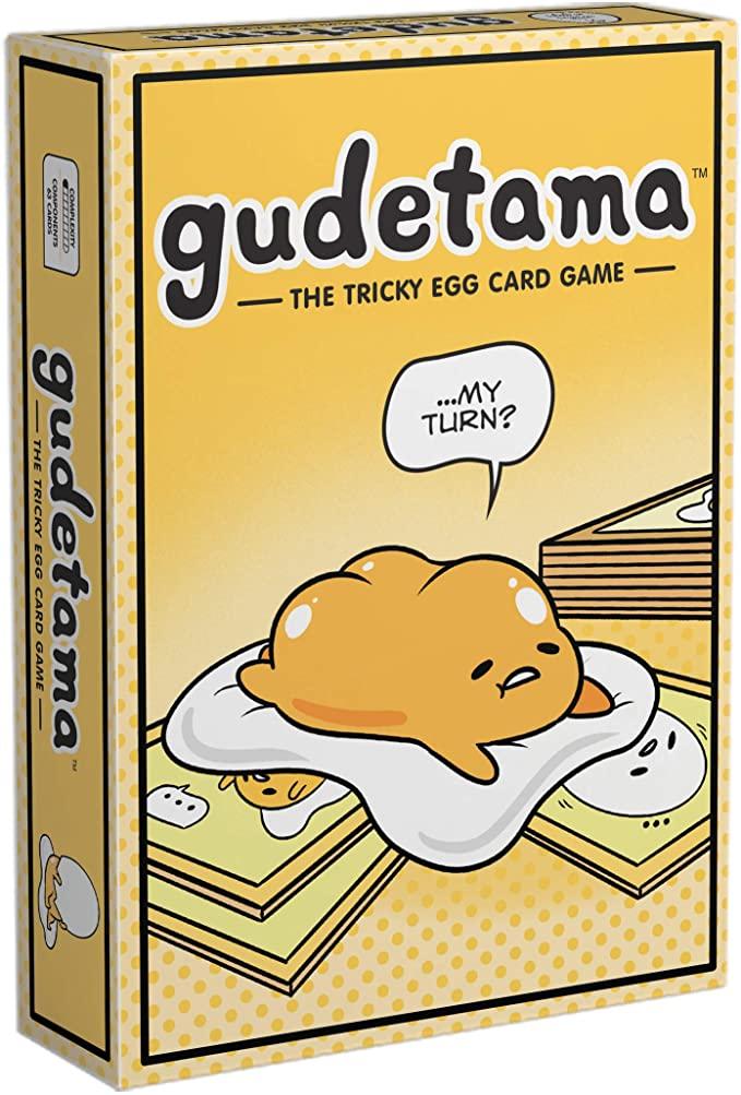 Gudetama The Tricky Egg Card Game