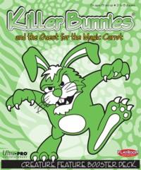 Killer Bunnies Quest Creature Feature Booster