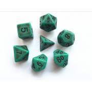 Ancient Green w/Black 7D set