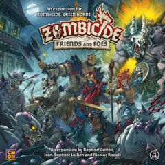 Zombicide: Green Horde Friends and Foes