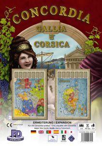 Concordia: Gallia and Corsica Expansion