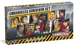 Zombicide 2nd Edition Chronicles Survivors