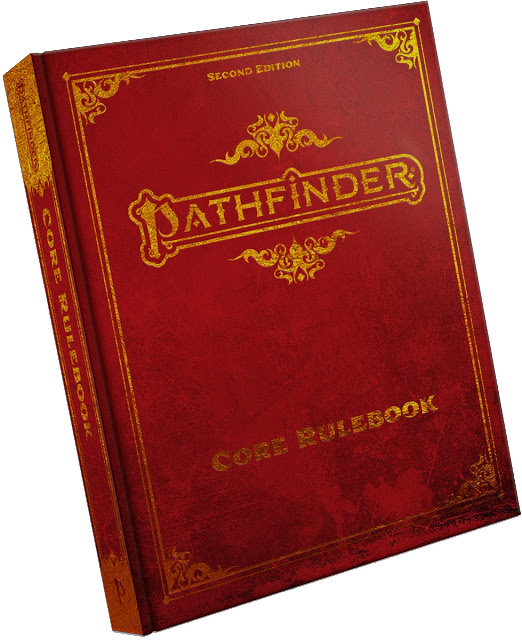 Pathfinder RPG (Second Edition): Core Rulebook - Special Edition