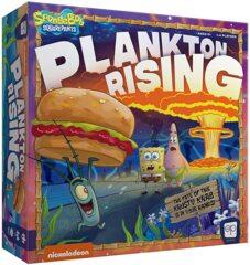 Spongebob Squarepants Plankton Rising