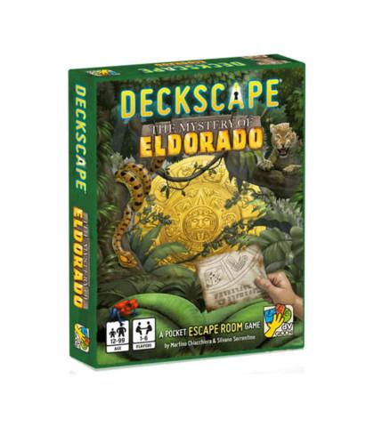 Deckscape The Mystery of Eldorado