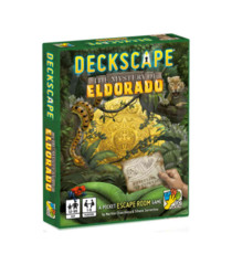 Deckscape The Mystery of Eldorado