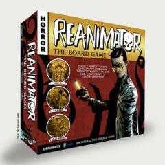 Reanimator Board Game