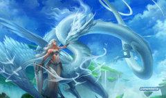White Angel White Dragon