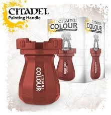 Citadel Painting Handle: Red