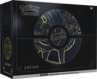 Sword & Shield - Vivid Voltage Elite Trainer Box Plus - Zacian