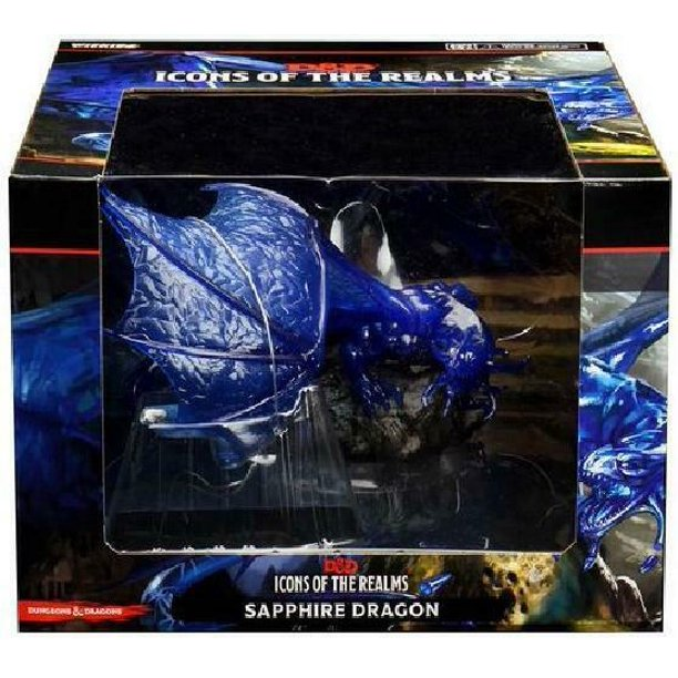 Icons of the Realms - Sapphire Dragon Premium