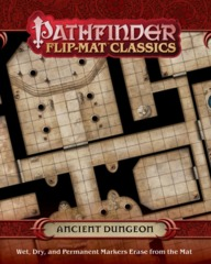 Pathfinder Flip-Mat Classics Ancient Dungeon