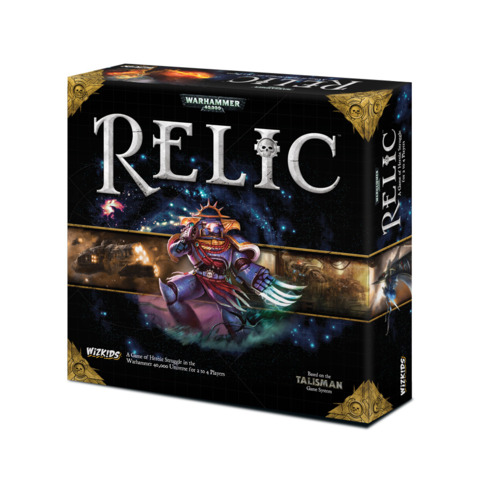 Warhammer 40,000: Relic Standard Edition