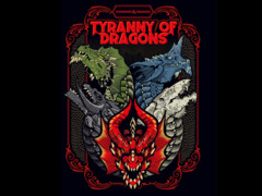 D&D Tyranny of Dragon Limited Edition
