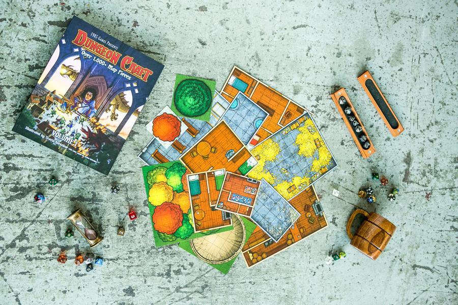 Dungeon Craft Volume 1