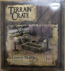 Terrain Crate - Livery Stable