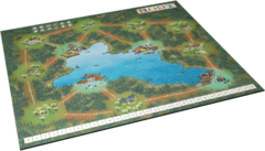 Root: The Lake and Mountain Playmat