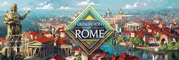 Foundations of Rome Emperor Edition(Wash Upgrade Version)