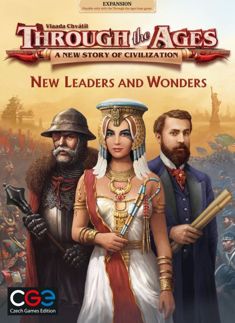 Through The Ages - A New Story Of Civilization - New Leaders and Wonders