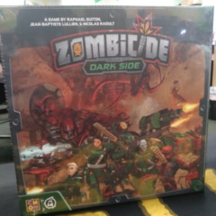 Zombicide Invader Dark Side Expansion