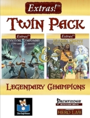 Legendary Champion - Pathfinder Compatible