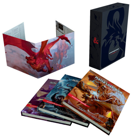 5th Edition Core Rulebook Gift Set