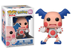 Mr. Mime Pop!