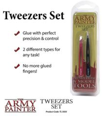 Tools - Tweezers Set