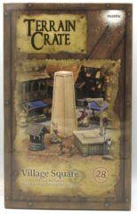 Terrain Crate - Village Square
