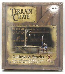 Terrain Crate - Gallows & Stocks