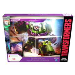 Transformers TCG: Rise of the Combiners Devastator Deck