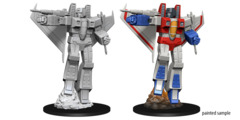 Transformers Deep Cuts: Starscream