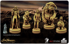 Jim Henson's Labyrinth - The Board Game Deluxe Game Pieces