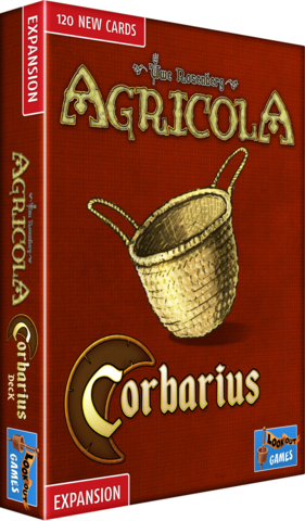 Agricola: Corbarius Expansion