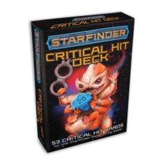 Starfinder Critical Hit Deck