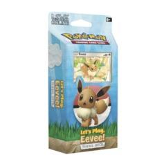 Pokemon: Let's Play, Eevee theme deck