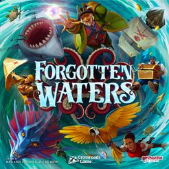 Forgotten Waters: A Crossroads Game
