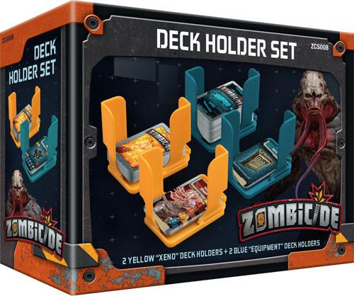 Zombicide Invader Deck Holder Set