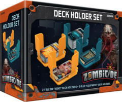 Zombicide Invader Deck Holder Set