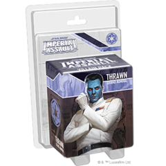 Star Wars: Imperial Assault – Thrawn Grand Adimral Villain Pack