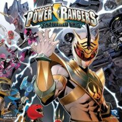 Power Rangers: Heroes of the Grid - Ranger Allies Pack