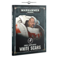 Codex: White Scar