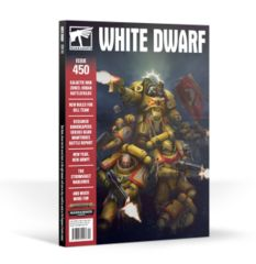 White Dwarf January 2020 Issue 450
