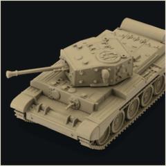 World of Tanks: Wave 2 - British (Cromwell), Medium Tank