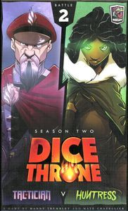 Dice Throne: Season Two - Tactician Vs Huntress